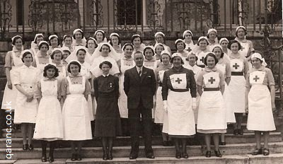 442af2faf3f49 Voluntary Aid Detachment - VAD Nurses WWI World War Two