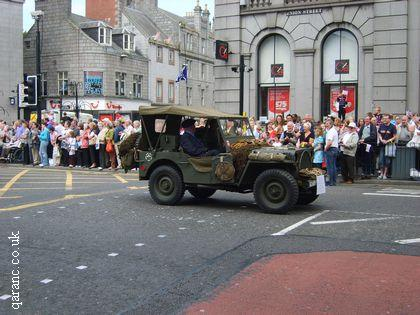 American Jeep Second World War