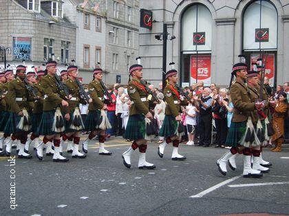 Armed Forces Day UK