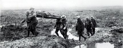Battle of Passchendaele 1917