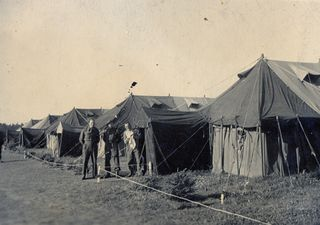 Belsen RAMC Camp