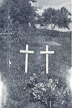 British Graves Beny Bocage Normandy 1944