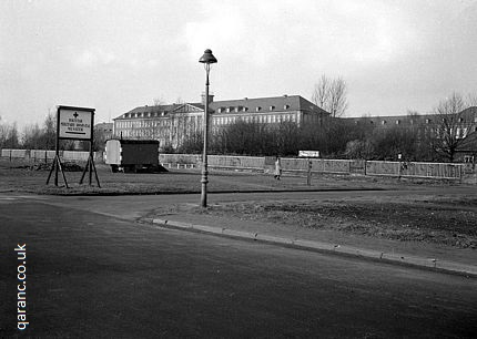 British Military Hospital Munster Germany