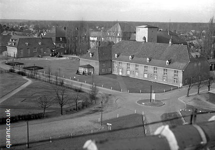 Buildings photo British Military Hospital 1956