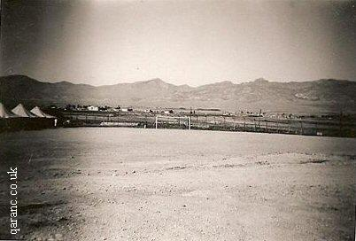 Cyprus Football Pitch