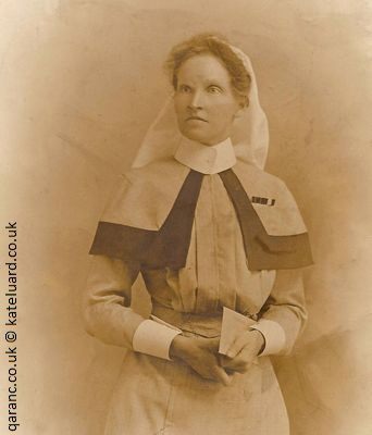 Field Ambulance No.4  World War One France Sister Kate Luard QAIMNSR