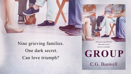 Group CGBuswell Book Front Cover