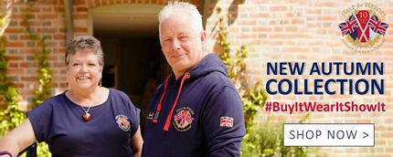 Help For Heroes New Autumn Collection