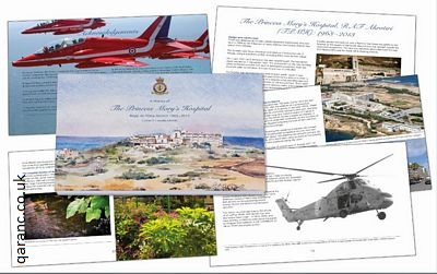 History Princess Marys Hospital Royal Air Force Akrotiri Colonel Vassallo