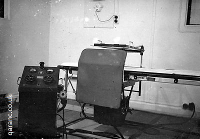 Hospital Ship X-Ray Apparatus 1941
