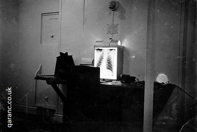 Hospital Ship X Ray Display 1941