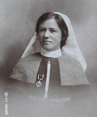Mary Brock QAIMNSR