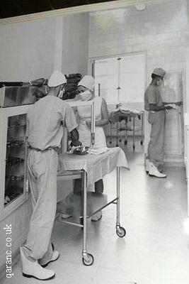 Operating Theatre Staff