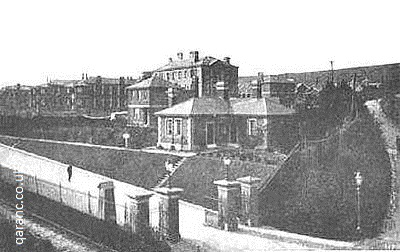 QA Cosham Military Hospital