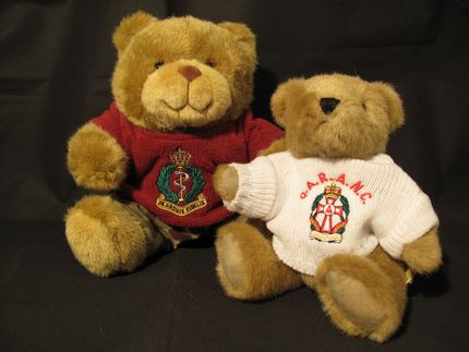 RAMC Teddy Bear
