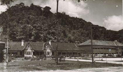 RAMC Cameron Highlands 1952