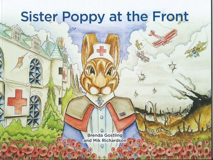Sister Poppy at the Front