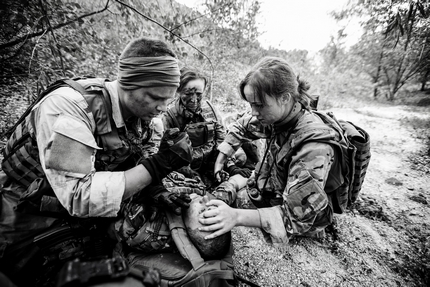 Special Forces Army Nurses Formation Nursing Brigade