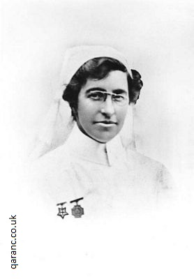 Staff Nurse Ella Kate Cooke QAIMNSR