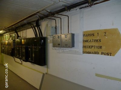 Sub Basement Hospital Bunker BMHBerlin Germany
