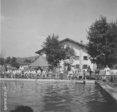 Swimming Pool BMH Klagenfurt Austria