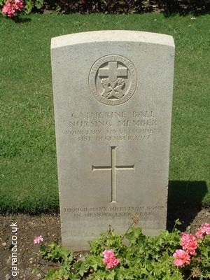 Voluntary Aid Detachment Grave