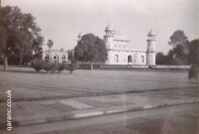 akbars palace built marble india 1941