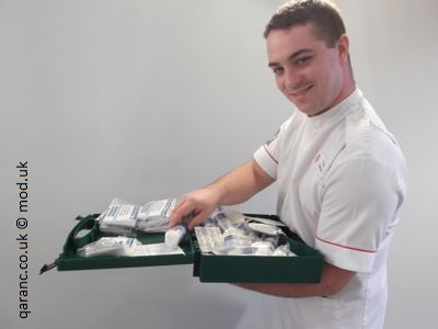 Become A British Army Nurse - Join The QARANC