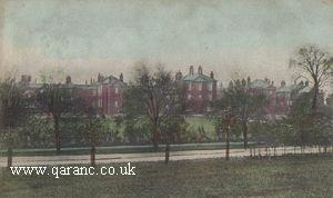 Colchester Army Hospital