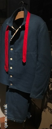convalescence suit from World War One
