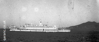 hospital ship atlantis at aden 10 12 41