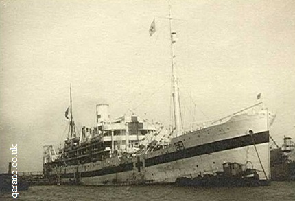 Hospital Ship Chantilly 63 WWII