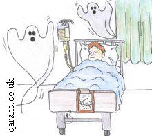 Hospital Ghosts