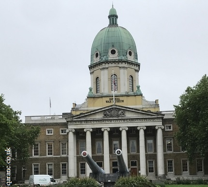 Imperial War Museum London IWM