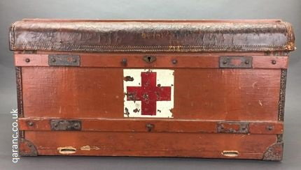 Japanese-medical chest WW2