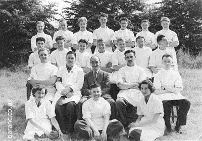 physiotherapists ramc qaranc 1955 netley