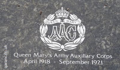 queen marys army auxiliary corps