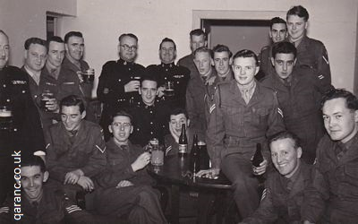 ramc other ranks naafi 1954